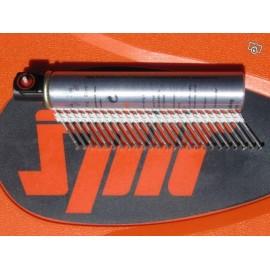 PACK DE 500 POINTES BETON 25mm
