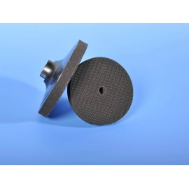 Plateau support velcro 125mm
