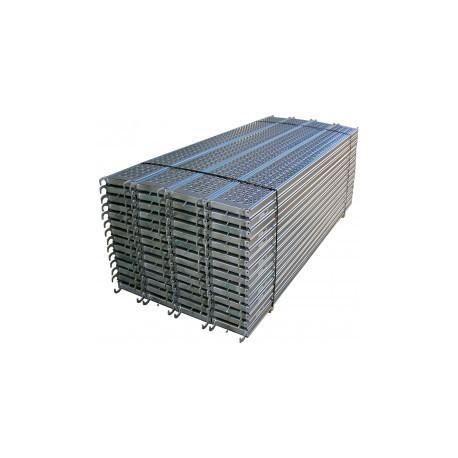 Lot de 28 plancher Galva ZM classe 4 300x3000