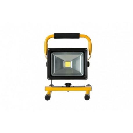 projecteur led portable a batterie pro bati la boutique des artisans. Black Bedroom Furniture Sets. Home Design Ideas