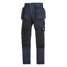 SNICKERS pantalon de travail RUFFWORK+poche holster
