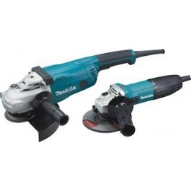MAKITA MEULEUSE DUO 230 et 125mm