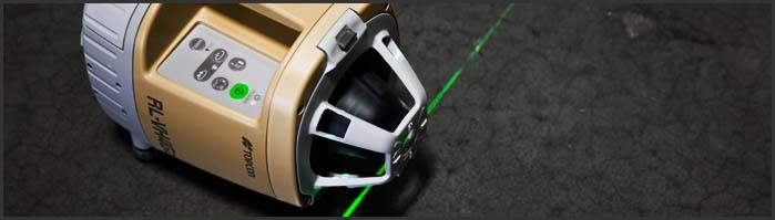 Lasers interieur